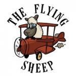 The pub sign. The Flying Sheep Micropub, Sheerness, Kent