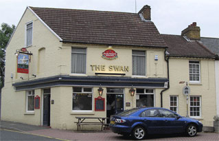 Picture 1. The Swan, Maidstone, Kent