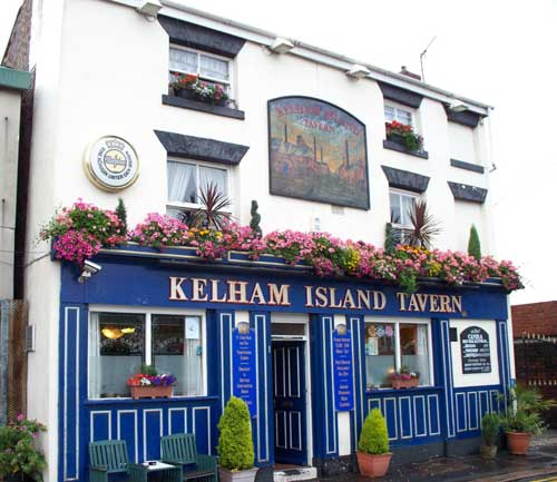 Picture 1. Kelham Island Tavern, Sheffield, South Yorkshire
