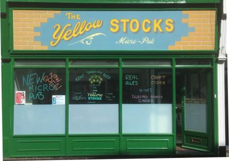 Picture 1. The Yellow Stocks, Sittingbourne, Kent