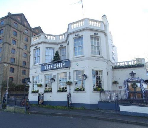 Picture 1. The Ship, Mortlake, Greater London