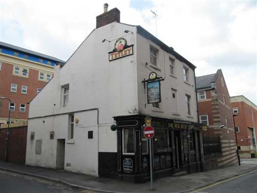 Picture 1. The Red Deer, Sheffield, South Yorkshire