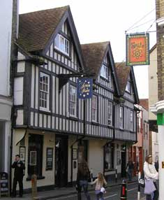 Picture 1. Seven Stars, Canterbury, Kent