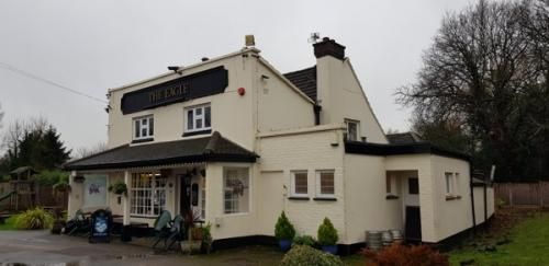 Picture 1. The Eagle, Kelvedon Hatch, Essex
