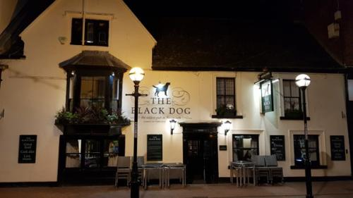Picture 1. Black Dog, Weymouth, Dorset