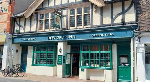 Picture 1. Dew Drop Inn, Eastbourne, East Sussex