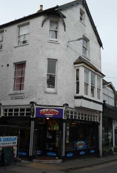Picture 1. The Magnet Micropub, Broadstairs, Kent