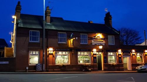 Picture 1. Old Bulls Head Inn, Gornal, West Midlands