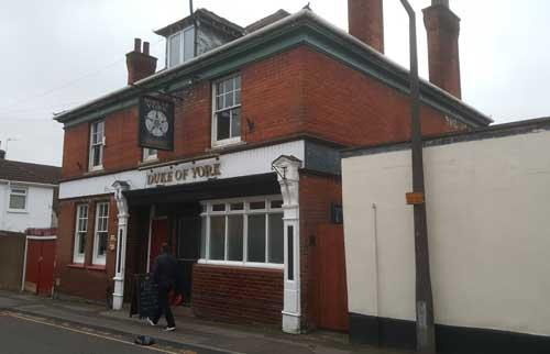 Picture 1. Duke of York, Salisbury, Wiltshire