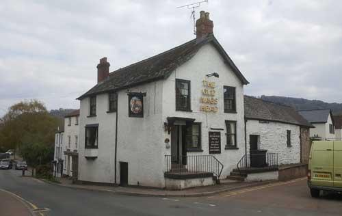 Picture 1. The Old Nags Head, Monmouth, Gwent