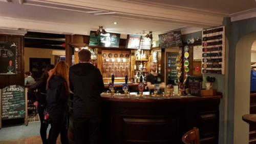 Picture 2. The Roebuck, Leek, Staffordshire