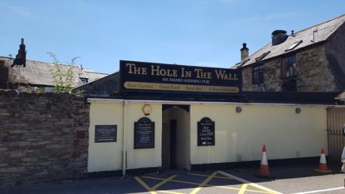 Picture 1. The Hole in the Wall, Bodmin, Cornwall
