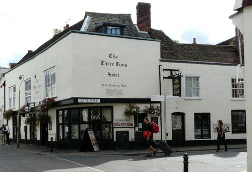 Picture 1. The Three Tuns, Canterbury, Kent