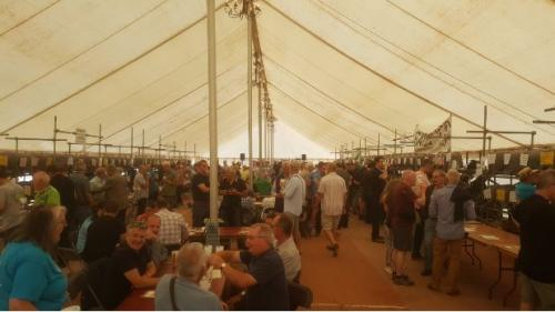 Picture 1. Kent Beer Festival 2019, Canterbury, Kent