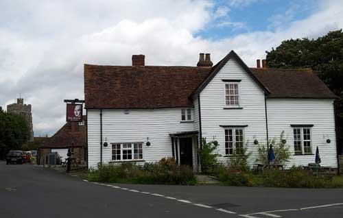 The Barrow House (formerly The George), Egerton, Kent