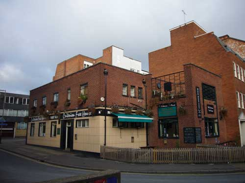 Picture 1. The Criterion, Leicester, Leicestershire