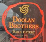The pub sign. Doolan Brothers, Auckland , New Zealand