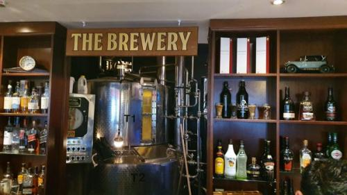 Picture 2. Shakespeare Hotel & Brewery, Auckland , New Zealand
