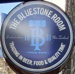 The pub sign. The Bluestone Room, Auckland , New Zealand
