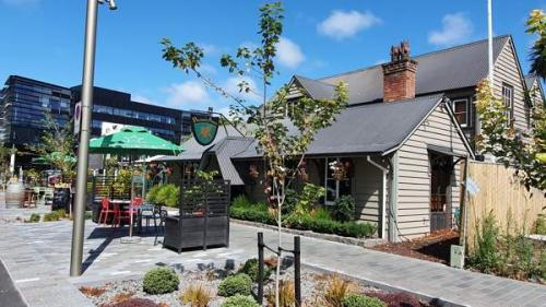 Picture 1. Pegasus Arms, Christchurch, New Zealand
