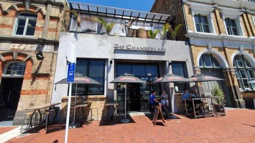 Picture 1. The Chamberlain, Auckland , New Zealand