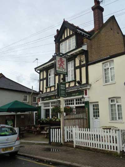 Picture 1. The Red Lion, Bromley, Greater London