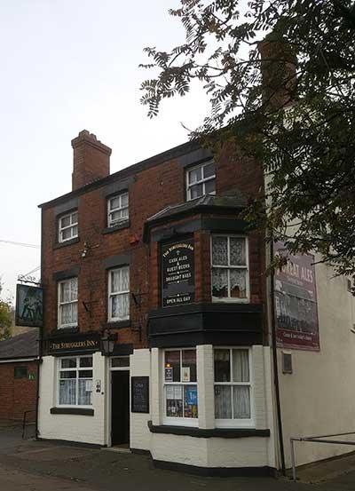 Picture 3. The Strugglers Inn, Lincoln, Lincolnshire