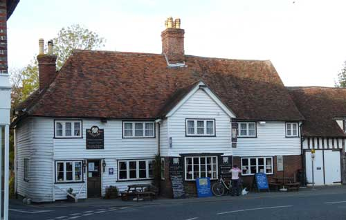 Picture 1. The Chequers Inn, Smarden, Kent