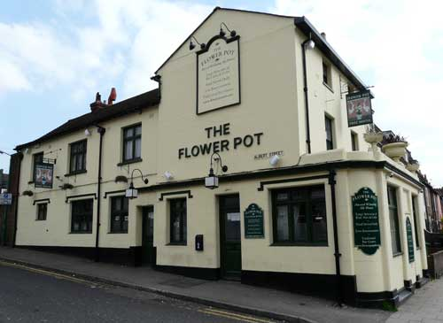 Picture 1. The Flower Pot, Maidstone, Kent