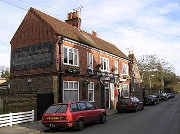 Picture 1. The White Swan, Reading Street, Kent