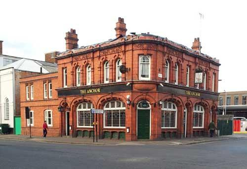 Picture 1. The Anchor, Digbeth, Birmingham, West Midlands