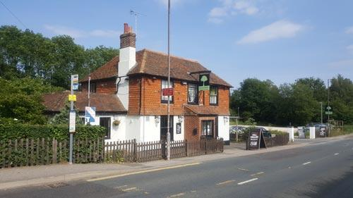 Picture 1. Blean Tavern (formerly Hare & Hounds), Blean, Kent