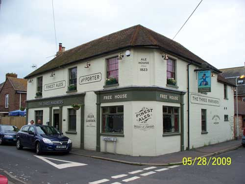 Picture 1. The Three Mariners, Hythe, Kent