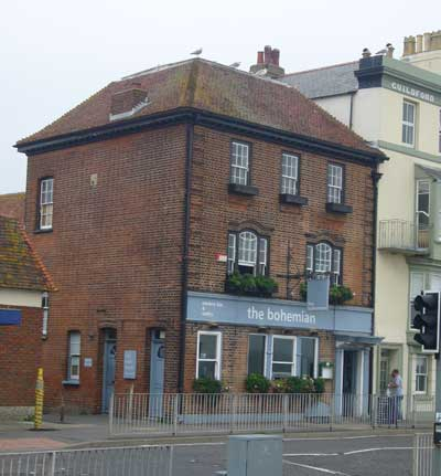Picture 1. The Bohemian, Deal, Kent