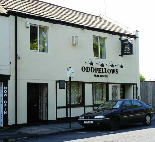 Picture 1. Oddfellows, North Shields, Tyne and Wear