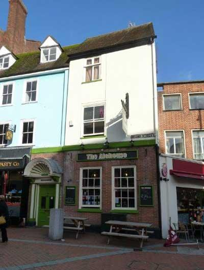 Picture 1. The Alehouse (previously Hobgoblin), Reading, Berkshire