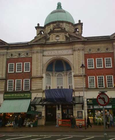 Picture 1. The Opera House, Tunbridge Wells, Kent