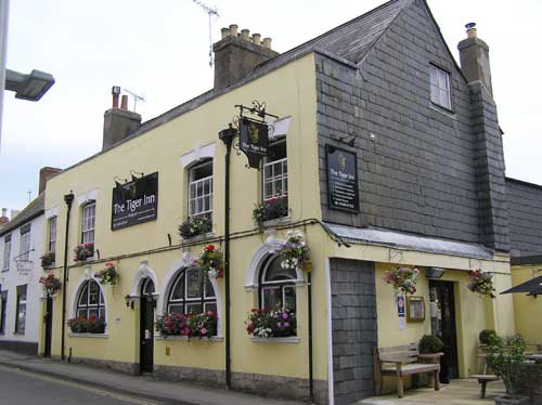 Picture 1. The Tiger Inn, Bridport, Dorset