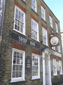 Picture 1. Ship Inn, Deal, Kent