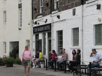 Picture 1. The Marine Hotel, Stonehaven, Aberdeenshire