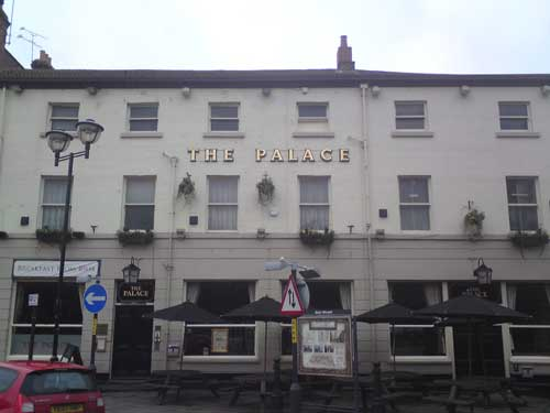 Picture 1. The Palace, Leeds, West Yorkshire