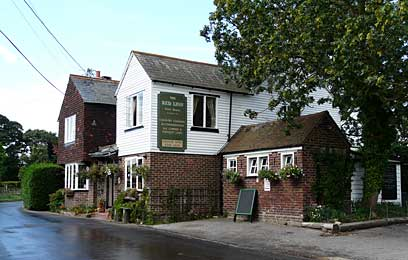 Picture 1. Red Lion, Stodmarsh, Kent