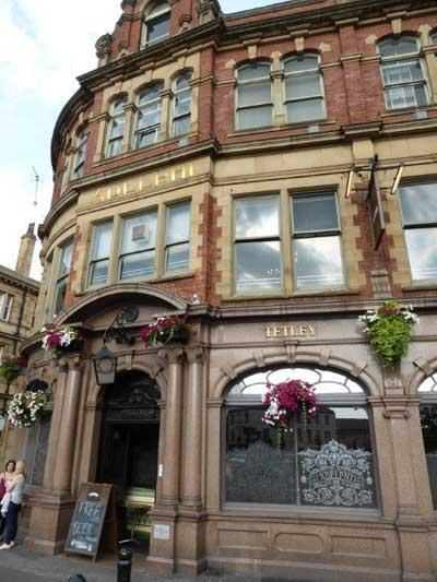 Picture 1. The Adelphi, Leeds, West Yorkshire