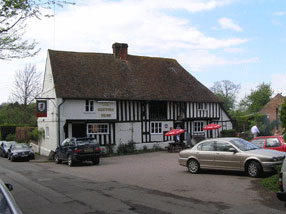 Picture 1. The Griffins Head, Chillenden, Kent