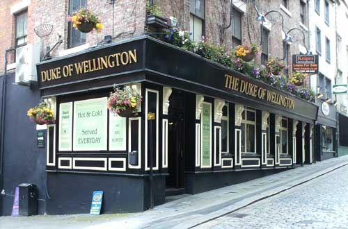 Picture 1. Duke of Wellington, Newcastle-upon-Tyne, Tyne and Wear