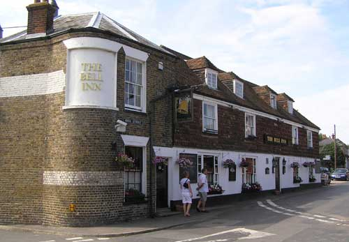 Picture 1. The Bell Inn, Minster (Thanet), Kent