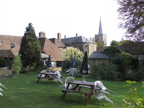 Picture 2. The Bell Inn, Minster (Thanet), Kent